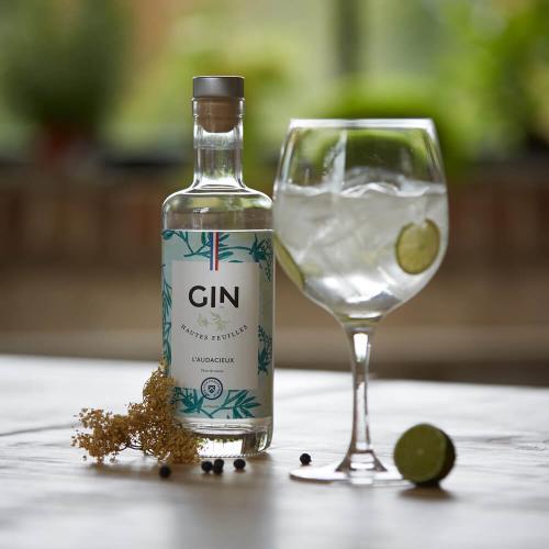 Degustation gin