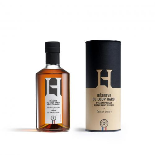 Hautefeuille - Loup Hardi single malt whisky